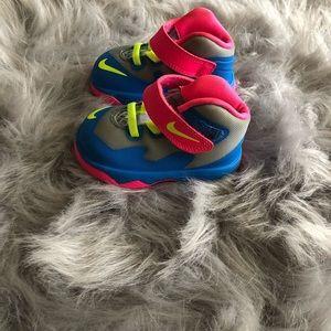 Infant Nike Lebrons size 4c